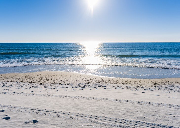 Pristine White Sand Beaches
