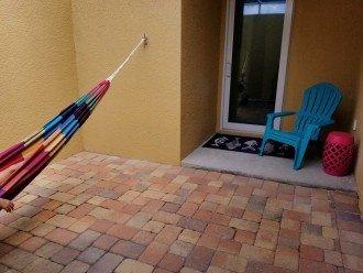 Florida Garden - Outdoor Shower, Relax in the hammock