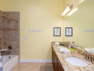 Huge Guest Bathroom