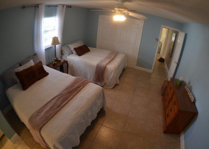 BEDROOM # 2 2 QUEEN size beds