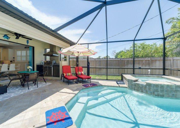 Sleek and Modern Pool & Spa Private Naples Park Home #2