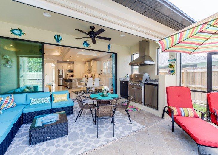 Sleek and Modern Pool & Spa Private Naples Park Home #12