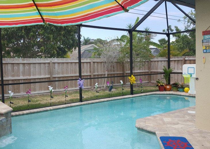Sleek and Modern Pool & Spa Private Naples Park Home #29