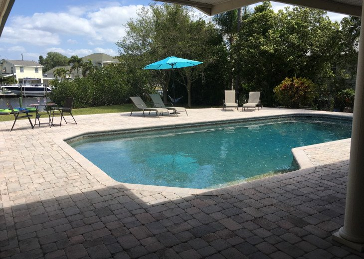 Beautiful Private Home on Canal with Pool just Minutes from Gulf Beaches #1