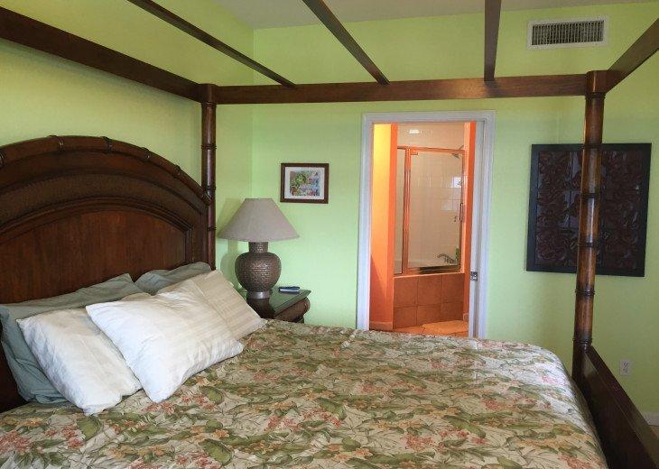 Master Bedroom King Bed