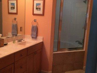 Master bedroom Shower/Bath