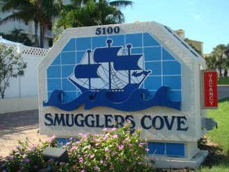 We welcome you to our Smuggler's Cove Condominium on beautiful Ft. Myers Beach