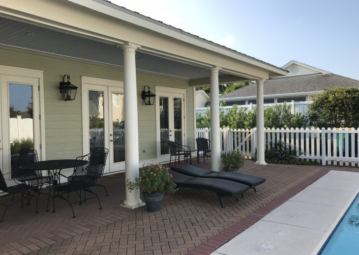 The Greenhouse at 4481-C Luke Avenue, Destin, Florida Rental in Crystal Beach #1