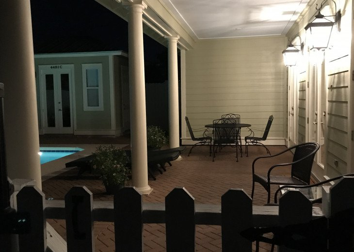 The Greenhouse at 4481-C Luke Avenue, Destin, Florida Rental in Crystal Beach #15
