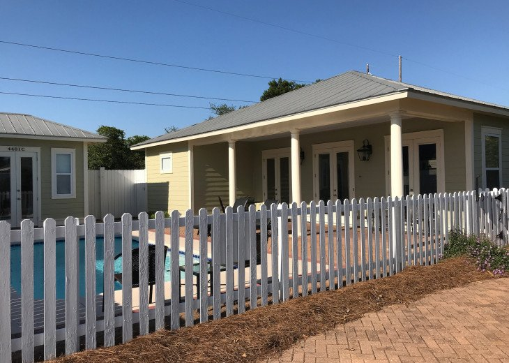 The Greenhouse at 4481-C Luke Avenue, Destin, Florida Rental in Crystal Beach #3