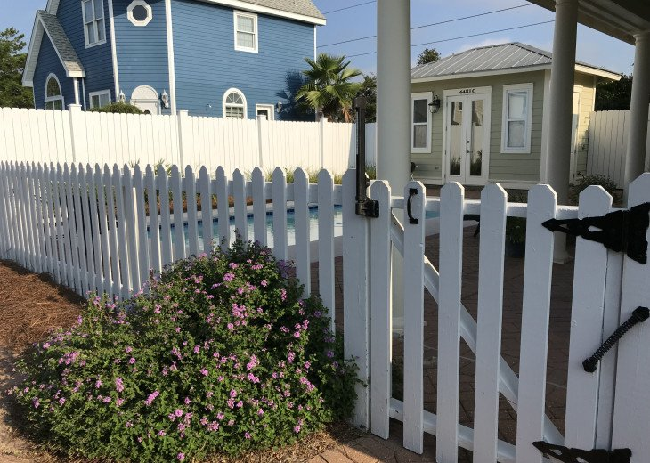 The Greenhouse at 4481-C Luke Avenue, Destin, Florida Rental in Crystal Beach #5
