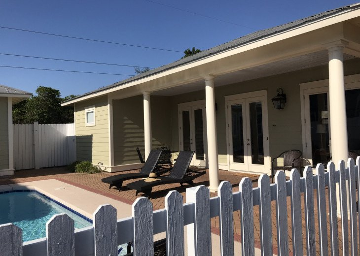 The Greenhouse at 4481-C Luke Avenue, Destin, Florida Rental in Crystal Beach #4