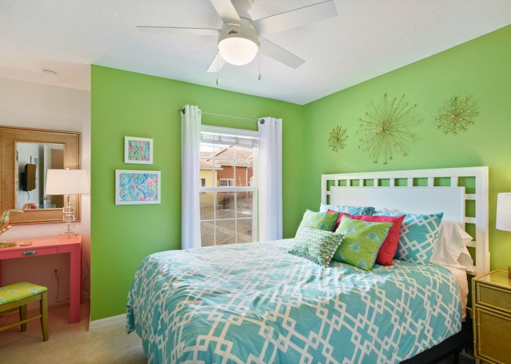 The Turquoise Palms - Coastal Glam! 4 bedrooms with 5* Mattresses! Harry Potter! #15
