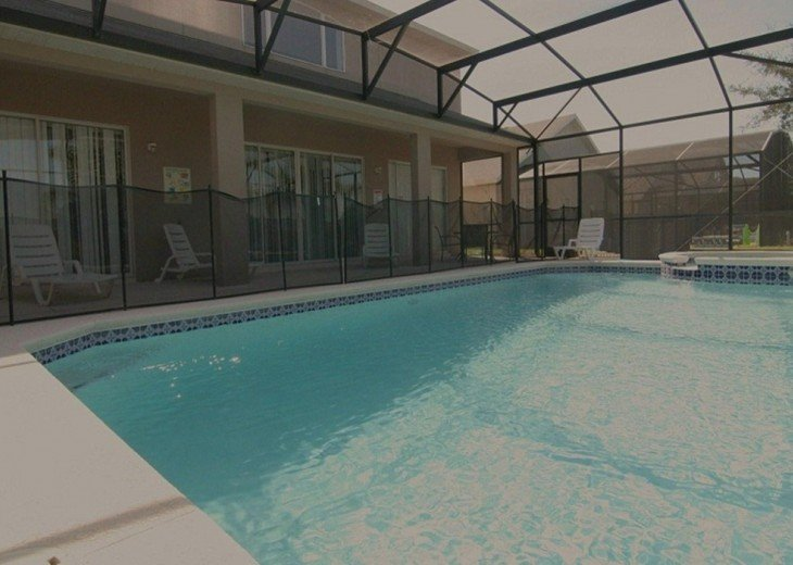 8 BR Resort House with Private Pool/Spa closed to Disney #21