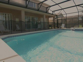 8 BR Resort House with Private Pool/Spa closed to Disney #1
