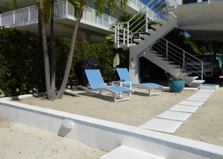 Islamorada Beachfront Apartment - Great Sunsets! Private Beach! #13
