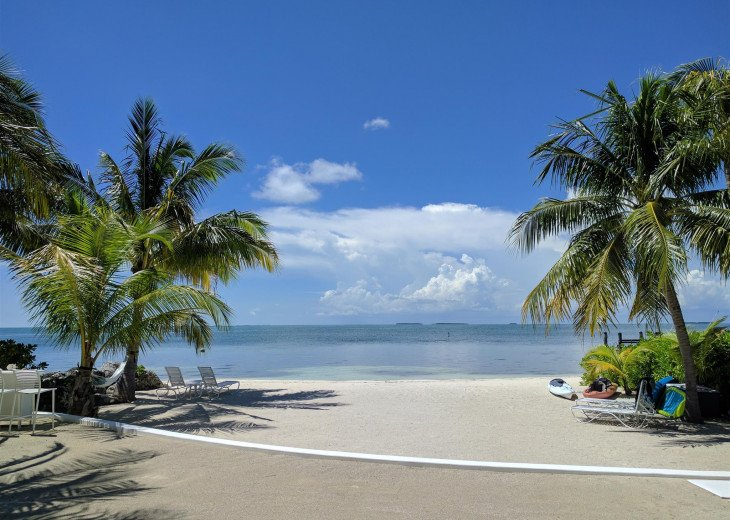 Islamorada Beachfront Apartment - Great Sunsets! Private Beach! #11