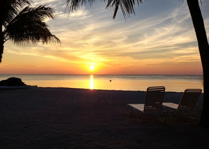 Islamorada Beachfront Apartment - Great Sunsets! Private Beach! #4