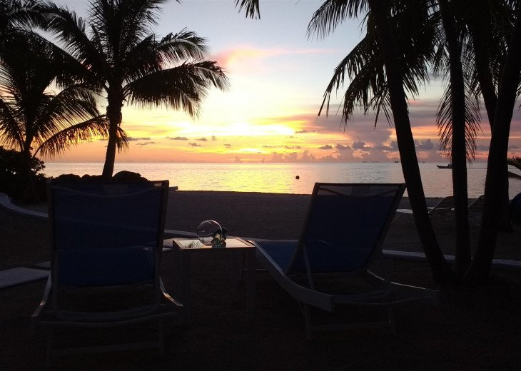 Islamorada Beachfront Apartment - Great Sunsets! Private Beach! #5
