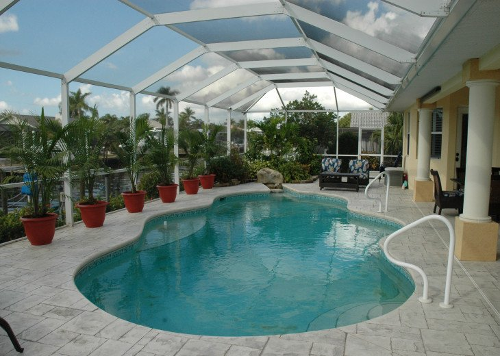 Spacious Home on Major Canal, Gulf Access, No Locks or Bridges #17