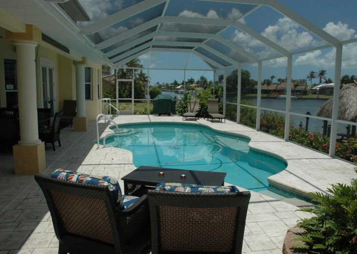 Spacious Home on Major Canal, Gulf Access, No Locks or Bridges #15