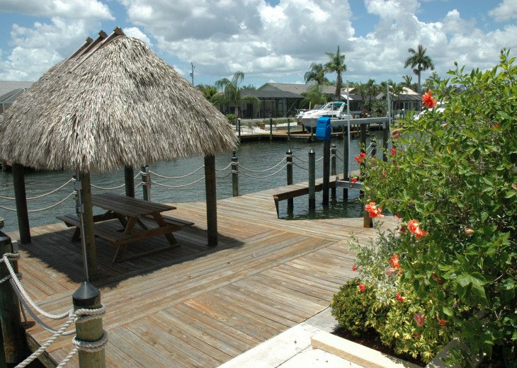Spacious Home on Major Canal, Gulf Access, No Locks or Bridges #14