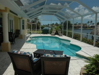 Spacious Home on Major Canal, Gulf Access, No Locks or Bridges #1