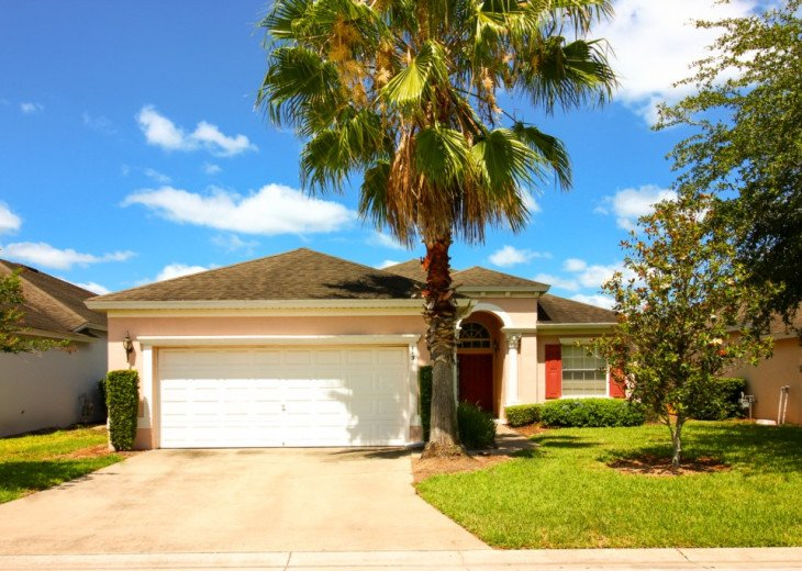 4 BED, 3 BATH, PRIVATE SCREENED POOL WITH JACUZZI #1