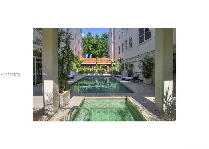 TOP LOCATION! TRENDY SOUTH OF FIFTH MIAMI BEACH HOTEL #7