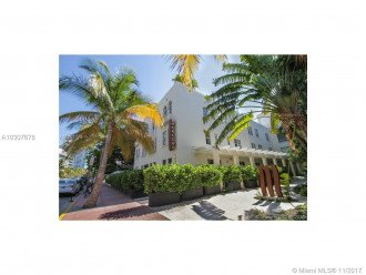 TOP LOCATION! TRENDY SOUTH OF FIFTH MIAMI BEACH HOTEL #1