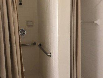 ladies Locker Room Showers