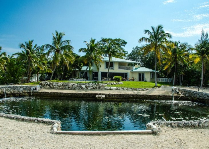 3 Acre Estate In Florida Keys #13