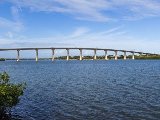 bridge to Orchid Island