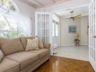 3rd bedroom with memory foam sleeper sofa