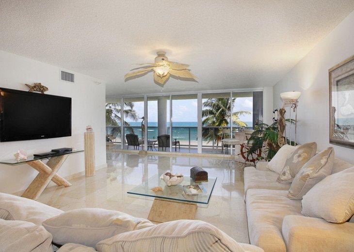 Ocean Suite in front of the Ocean #7