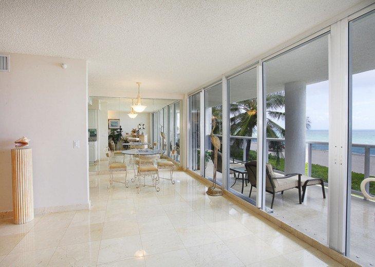 Ocean Suite in front of the Ocean #14