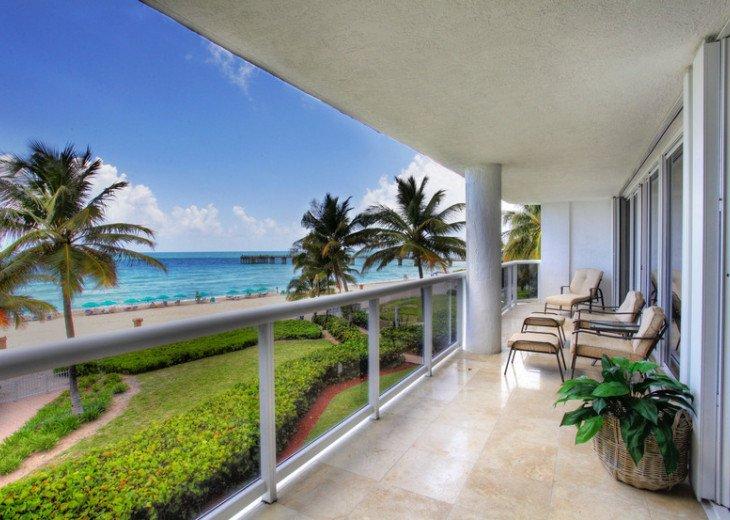 Ocean Suite in front of the Ocean #2