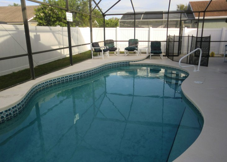 Kissimmee, Florida Family Vacation Rental Home In Disney Area #19
