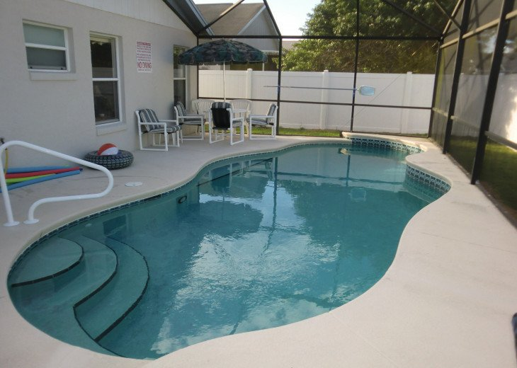 Kissimmee, Florida Family Vacation Rental Home In Disney Area #18