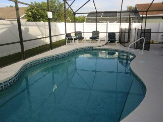 Kissimmee, Florida Family Vacation Rental Home In Disney Area #1