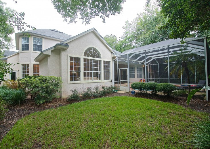 Charming furnished home with private pool in Sawgrass Country Club #19