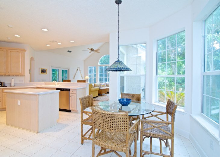 Charming furnished home with private pool in Sawgrass Country Club #5