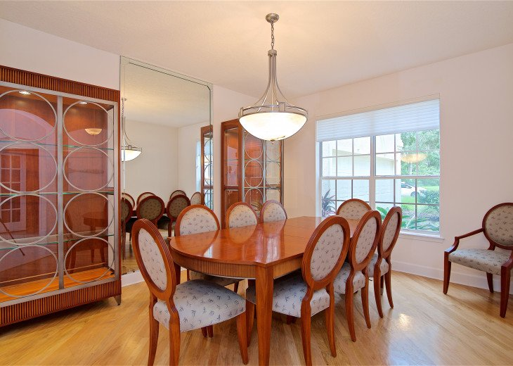 Charming furnished home with private pool in Sawgrass Country Club #4