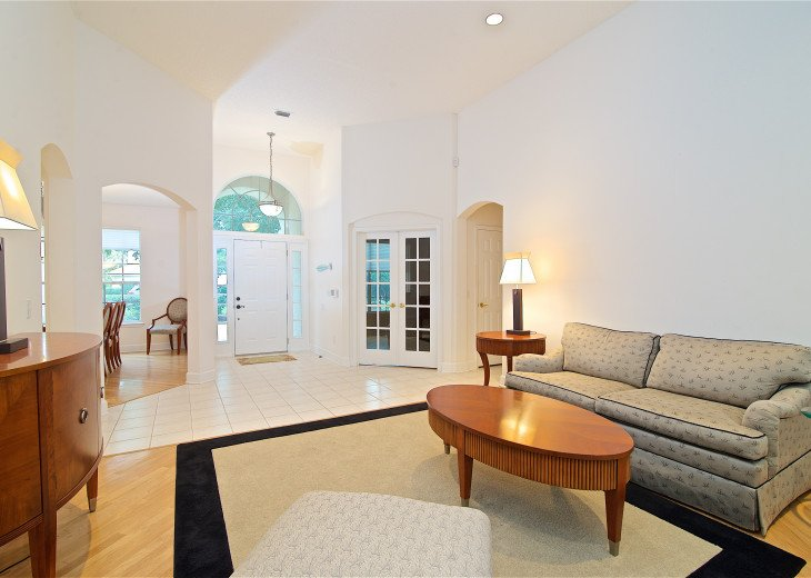 Charming furnished home with private pool in Sawgrass Country Club #3