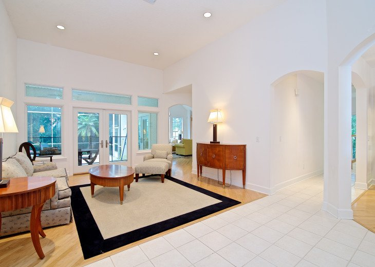 Charming furnished home with private pool in Sawgrass Country Club #2