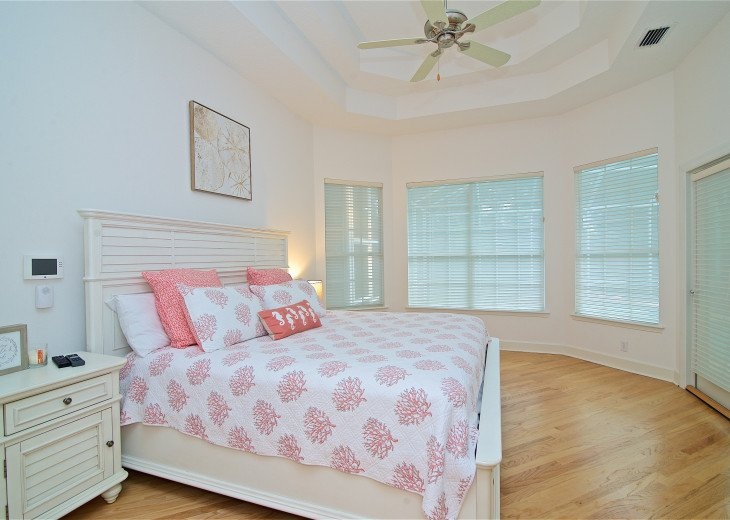 Charming furnished home with private pool in Sawgrass Country Club #10