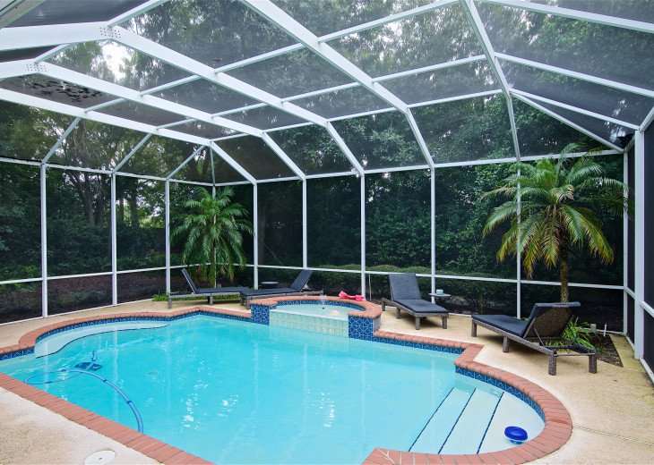 Charming furnished home with private pool in Sawgrass Country Club #18