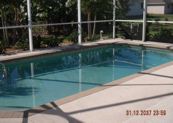 Immaculate Cape Coral Home with Heated Pool ! Book Now for 2019 and save money. #15