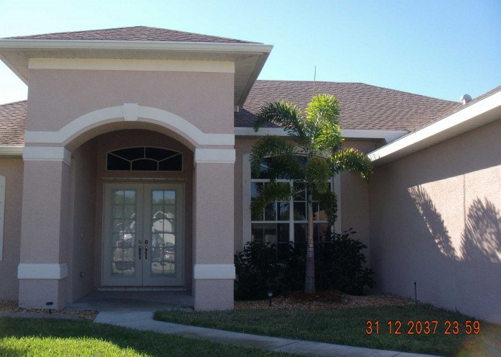 Immaculate Cape Coral Home with Heated Pool ! Book Now for 2019 and save money. #7