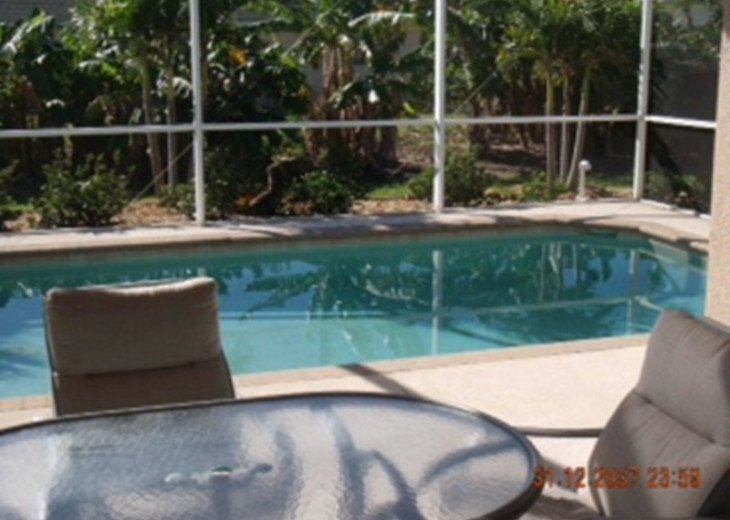 Immaculate Cape Coral Home with Heated Pool ! Book Now for 2019 and save money. #5